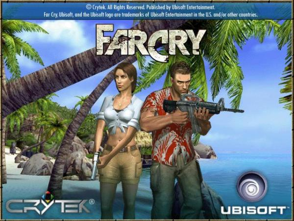 FarCry screen